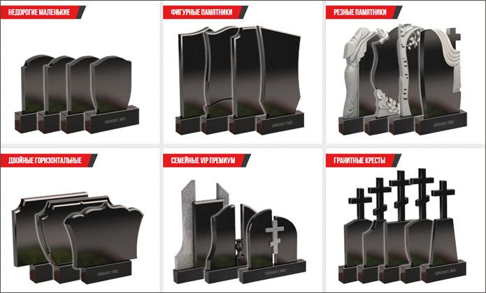 Cum de ales monument pe mormant