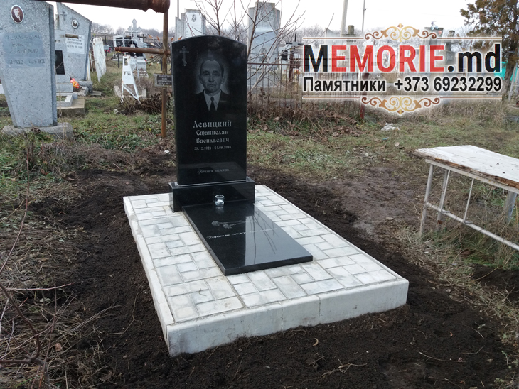 Цена гранитного памятника на могилу Бельцы Глодяны