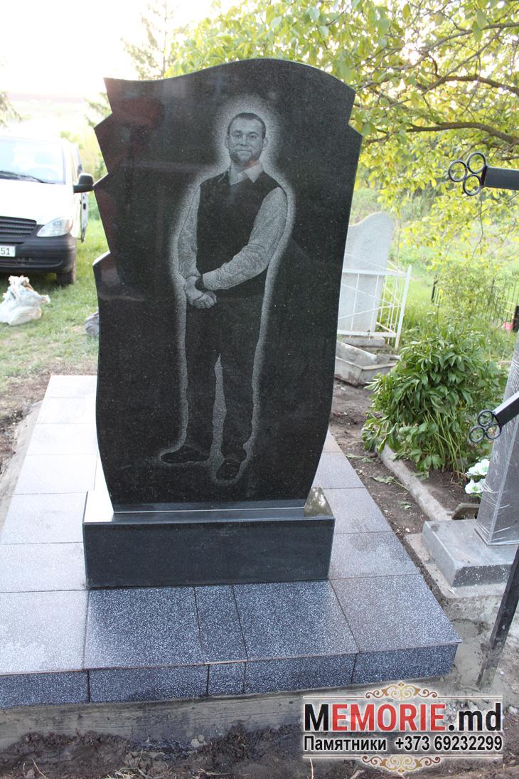 Облицовка парцелонатной плиткой кладбище