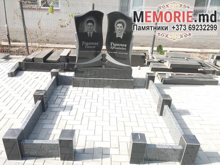 Памятник установка по ключ Сынжерей